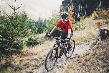 Co posiada rower górski