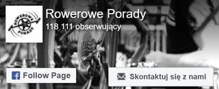Facebook Rowery
