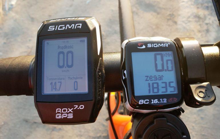 Sigma Rox 7 GPS Test