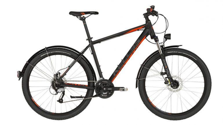 Rower górski na wyprawę