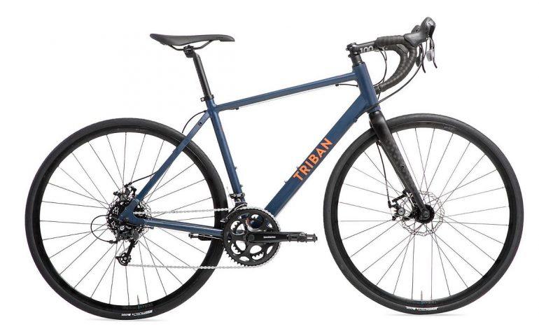 Tani rower grawelowy