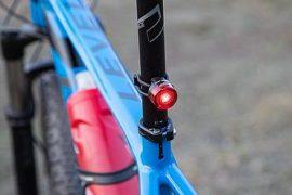 Test lampek rowerowych Cateye