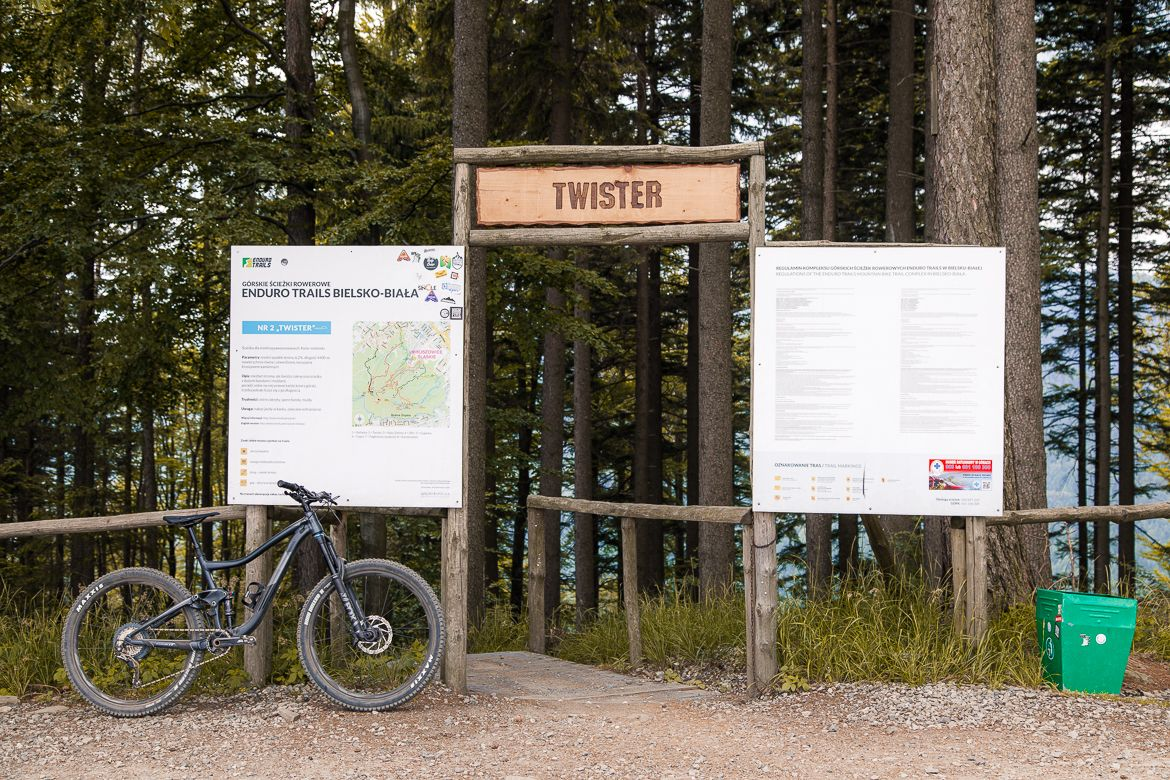 Enduro Trails Twister