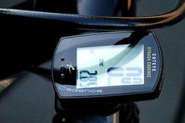 srednia predkosc na rowerze i maksymalna