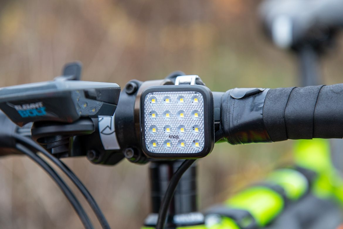 Knog Blinder Test