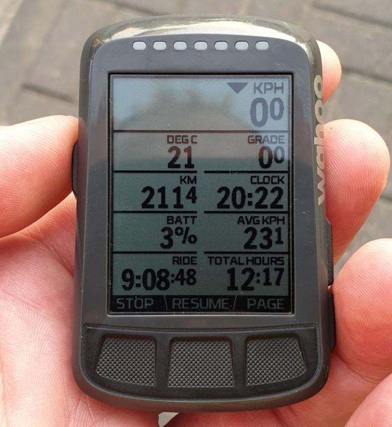 Pomiar prędkości GPS