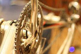 Zmienianie biegów w rowerze