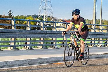 Szybki i wygodny rower