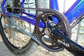 Pasek Gates rower